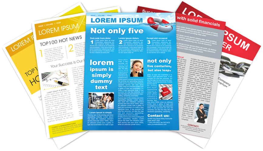 free newsletter templates for microsoft word 2003