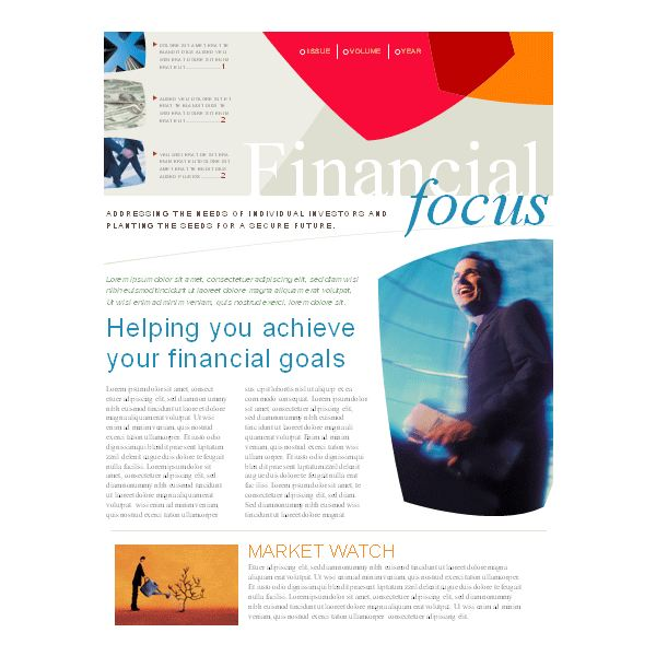 newsletter templates for microsoft word 2003
